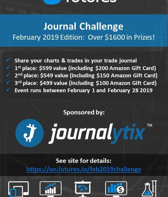 Futures.io – February Journal Challenge – With Journalytix
